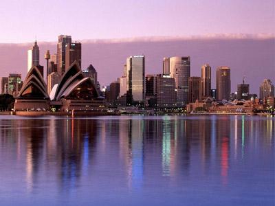 Путешествуя по Австралии: Сидней