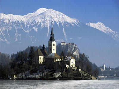 Словения – нетронутый край