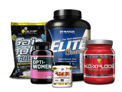 Качественное спортивное питание