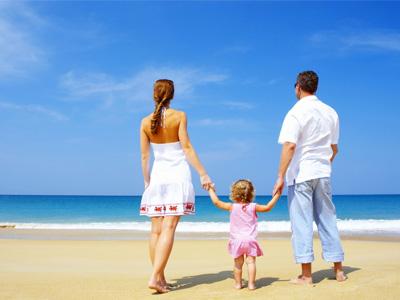 Солнечные пляжи Испании