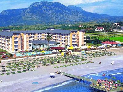 Сансет Бич в Турции