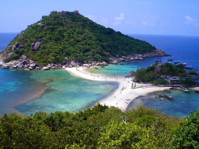 Интересный островок Тао