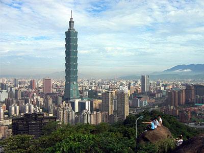 Китай. Остров Тайпей