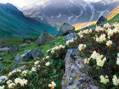 Теберда – курортная изюминка Кавказа