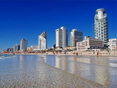 Путешествие на землю обетованную или едем в Тель-Авив