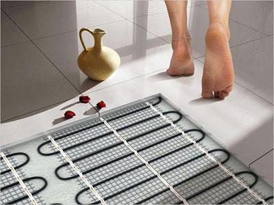 Утепление пола в ванной