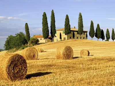 Заметки о Тоскане