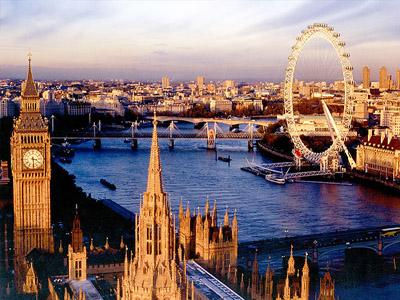 Туризм в Англии