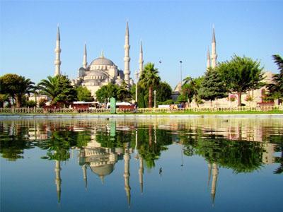Каникулы в Турции
