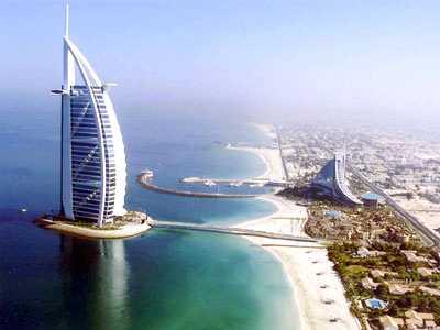 Город-курорт Дубаи