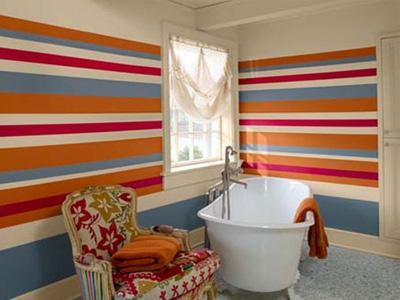 Дизайн ванной в стиле винтаж