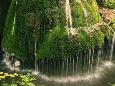 Сказочный водопад Бигар