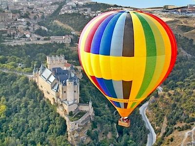Организация путешествий на воздушном шаре