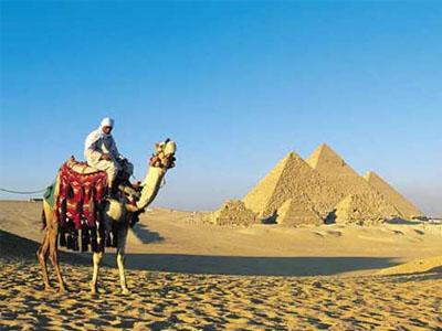 Зимний отдых в Египте